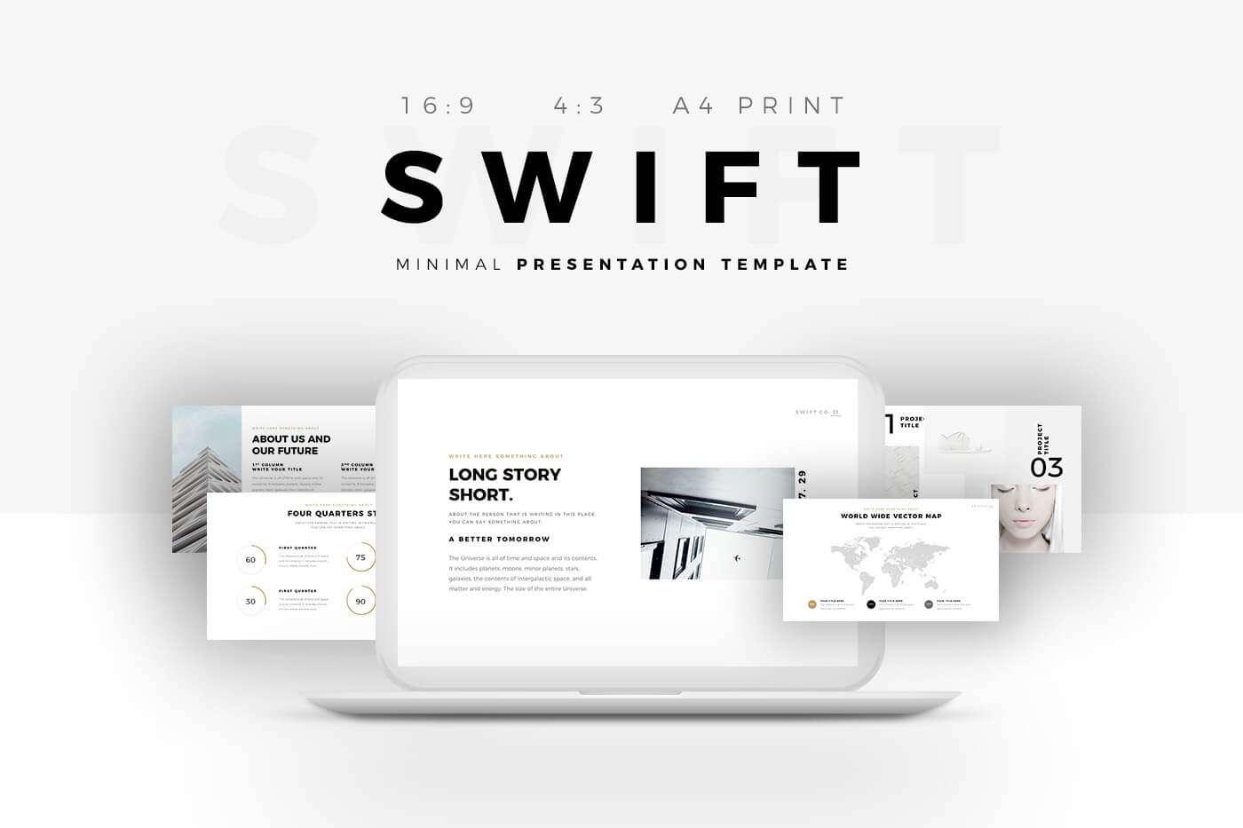 - 6ZzibY - Verzus Minimal PowerPoint Template