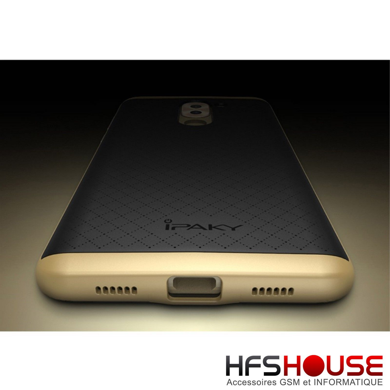 Pour huawei honor 6x coque housse etui ipaky case cover for Housse honor 6x
