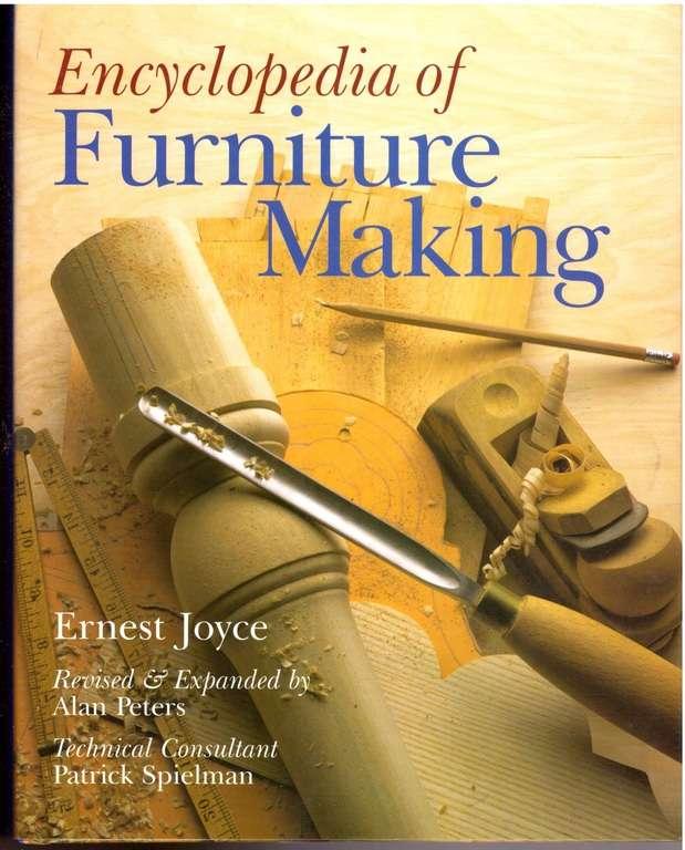 Encyclopedia of Furniture Making, Joyce, Ernest,