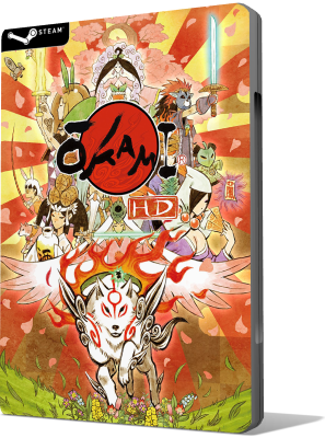 [PC] OKAMI HD - Update 1 (2017) - ENG