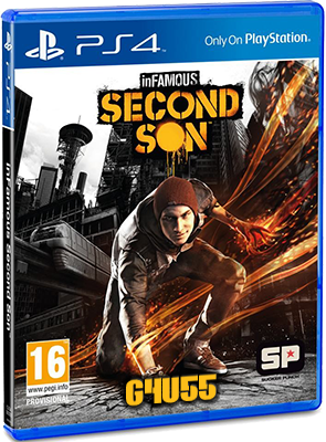 [PS4] inFAMOUS: Second Son (2014) - FULL ITA