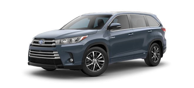 Toyota Highlander Hybrid at Beechmont Toyota
