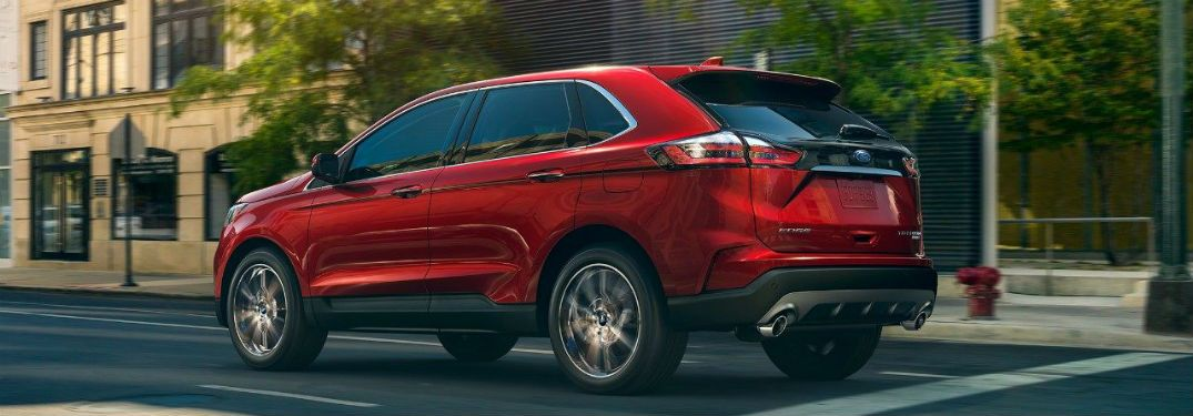 2019 Ford Edge Ashland Ohio