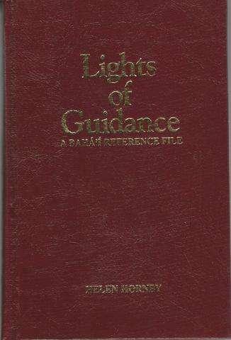 Lights of guidance : a Bahá'í reference file, Helen Hornby