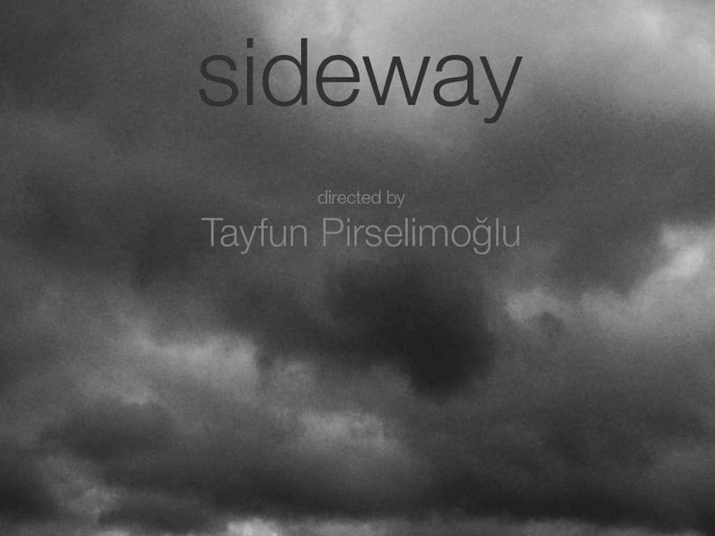 Sideway (Yol kenari) Poster Πόστερ