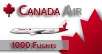 1000 Flights