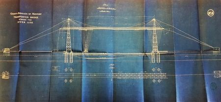 Newport Transporter Blueprint