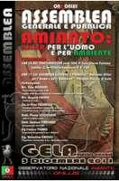 Assemblea Amianto Gela