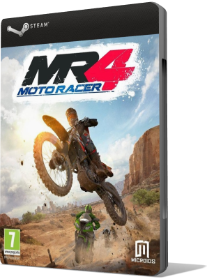 [PC] Moto Racer 4 - Sliced Peak (2017) - SUB ITA