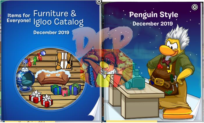 DCPNC – (December) Christmas Catalog