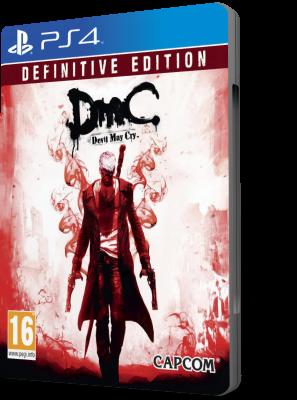 [PS4] DmC Devil May Cry: Definitive Edition (2015) - FULL ITA
