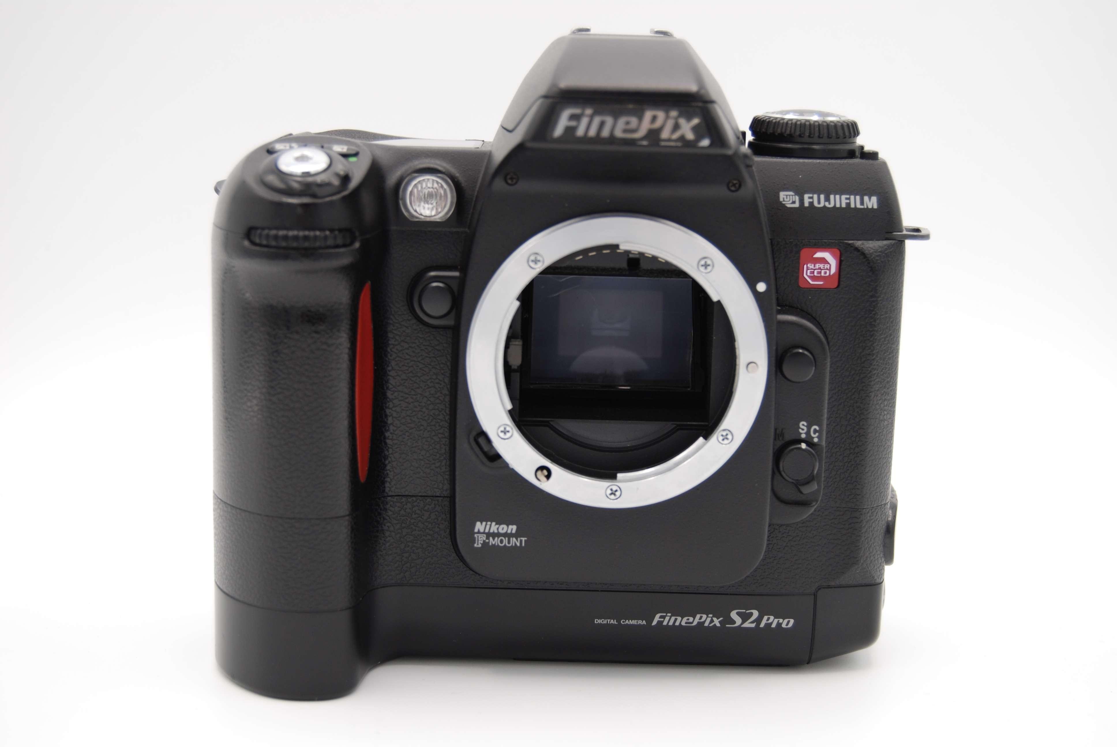 fujifilm finepix s series s2 pro 6 2 mp 1 8 screen digital camera rh ebay com