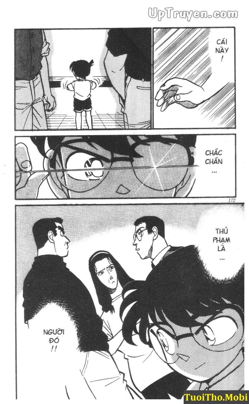 đọc truyện Conan bộ đặc biệt chap 17 trang 17
