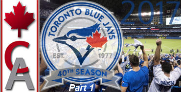 2017 Toronto Blue Jays Tour (Part 1)