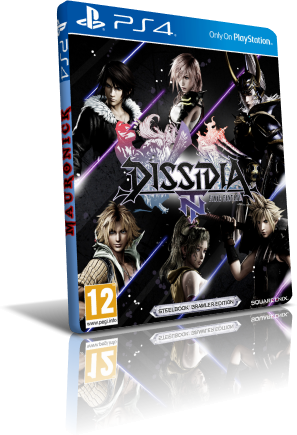 [Ps4] Dissidia Final Fantasy NT (2018) [Fw 5.05] EUR - Sub ITA
