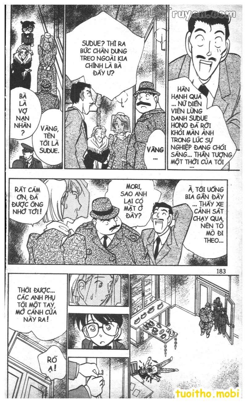 đọc truyện Conan bộ đặc biệt chap 27 trang 10