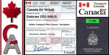 Embraer ERJ-145LR Certification Flight