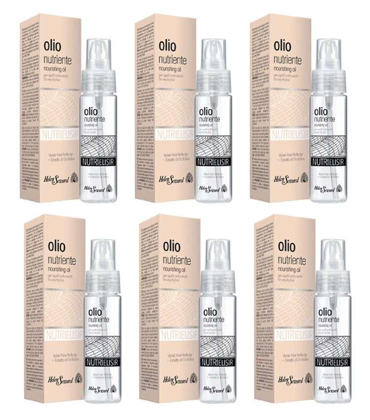 6pz HELEN SEWARD NUTRIELISIR Olio Nutriente per capelli molto secchi 50ml cfdcb311d632