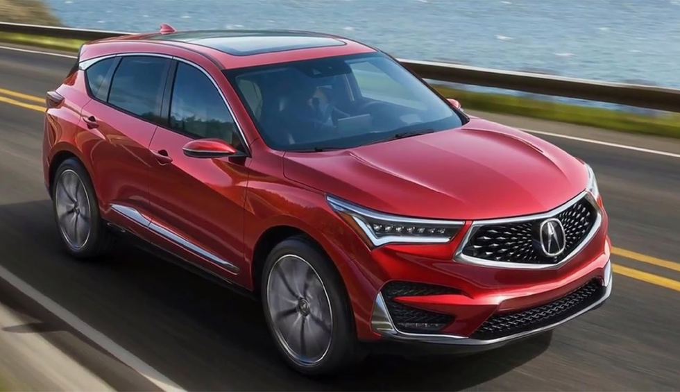 2019 Acura RDX Exterior Styling