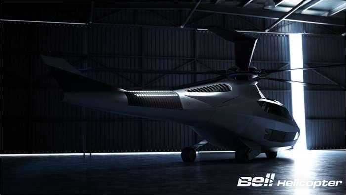 Bell FCX-001 Exterior 01