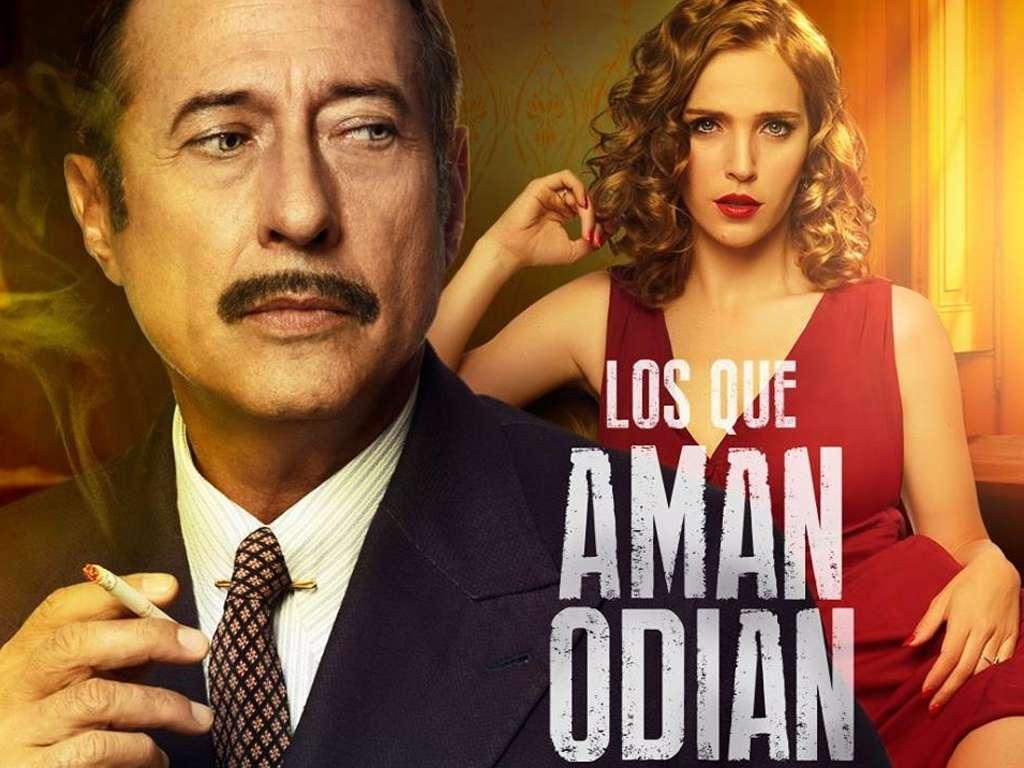 Έγκλημα στην Αμμοθύελλα (Los que Aman Odian) Quad Poster Πόστερ
