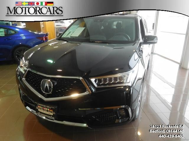 2017 Acura MDX AWD w/Advance Package  Sale Bedford Ohio