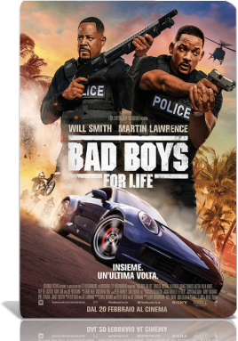Bad Boys For Life (2020).mkv LD AC3 1080p WEBRip - iTA