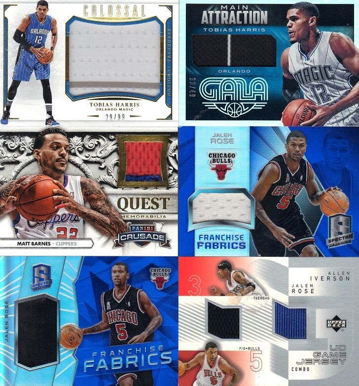 b6af11288483 2009-10 Panini Season Update Christmas Cards Materials Prime  8 Channing  Frye  3.50 2008-09 Exquisite Collection Prime  PRMOM O.J. Mayo 35  16