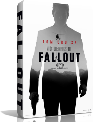 Mission: Impossible 6 - Fallout (2018).mkv MD MP3 720p HDTS - iTA