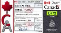 B772 Certified