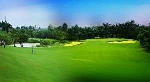 sân golf Hòa Bình Geleximco