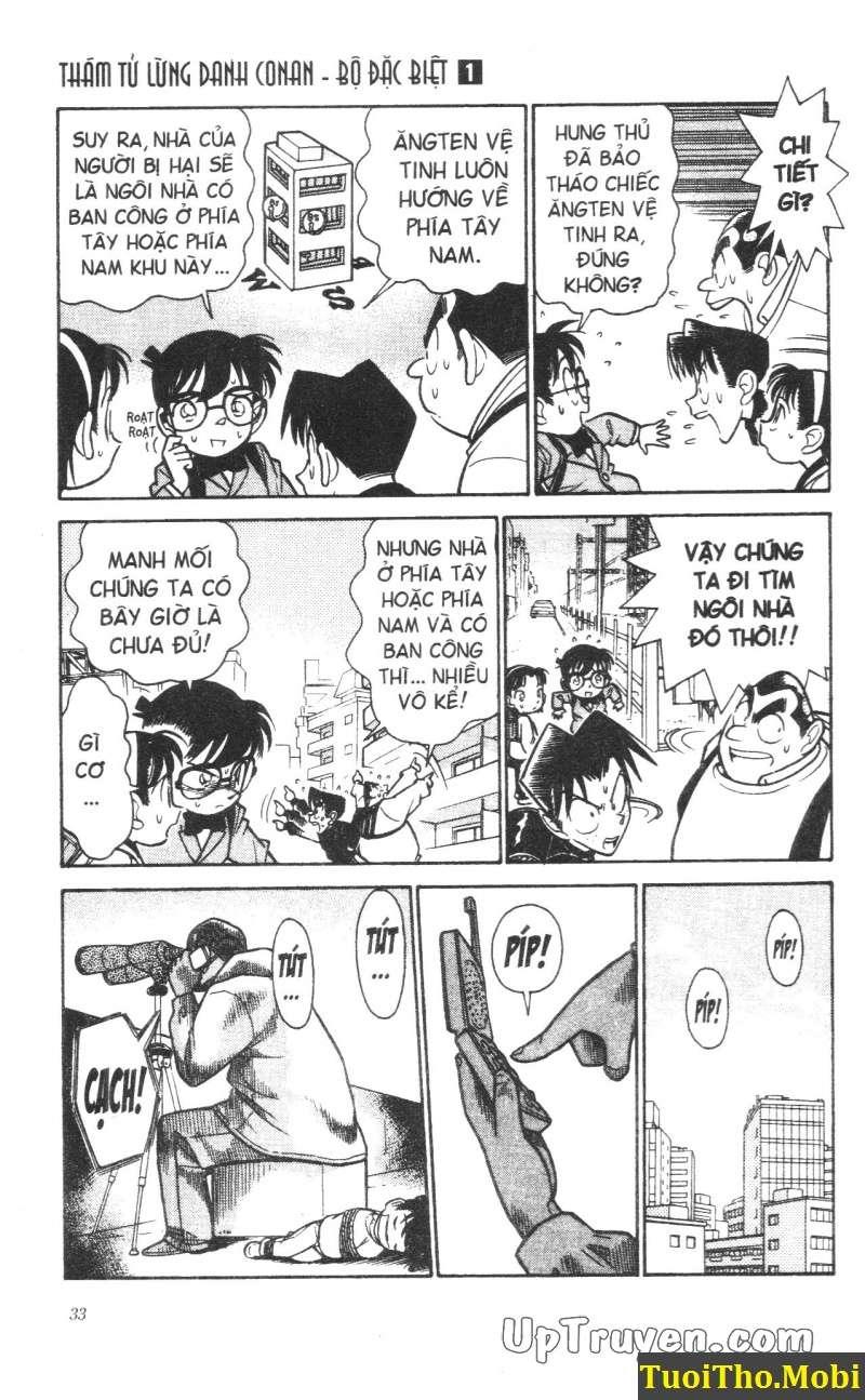 đọc truyện Conan bộ đặc biệt chap 2 trang 8