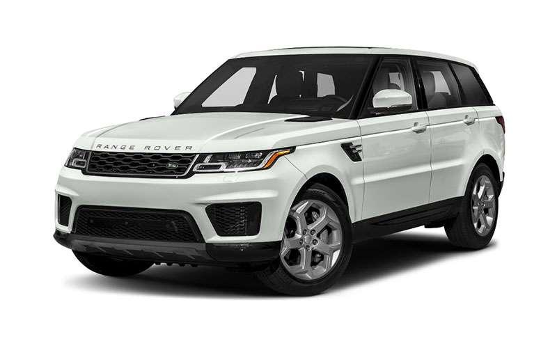Range Rover Sport Exterior