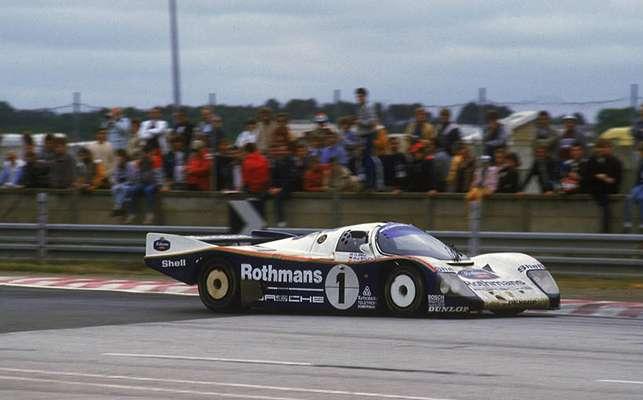 962 Group C Race Car