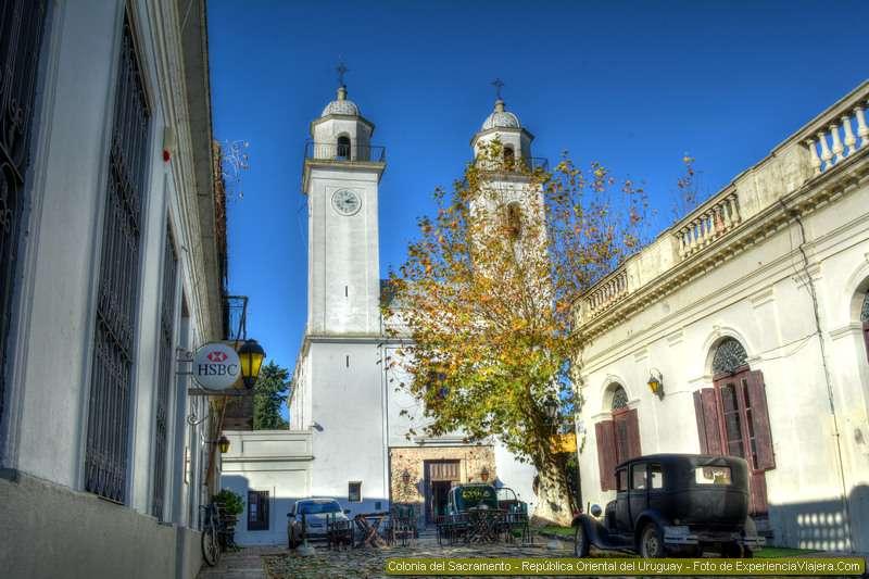 viajar a uruguay en auto colonia del sacramento