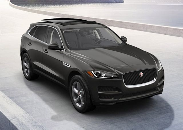 2019 F-PACE 25T Premium AWD Lease Deal in Louisville Kentucky