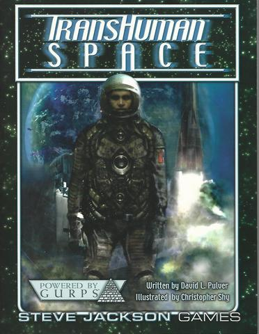 Transhuman Space (GURPS Roleplaying Game), Pulver, David