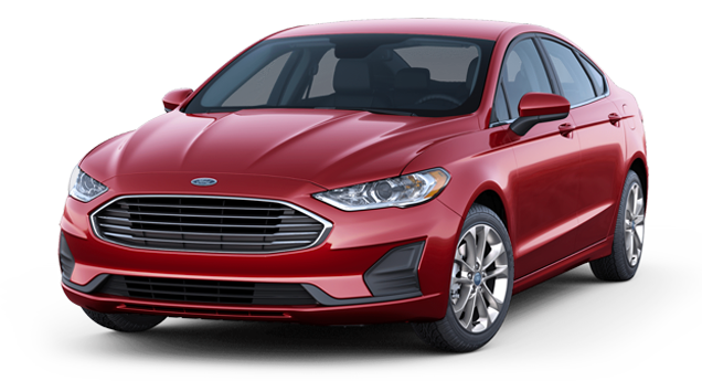 Ford Fusion SE FWD Lease Deal