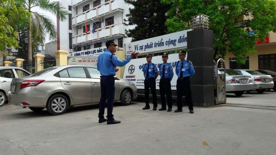 Bảo vệ Tổng công ty Điện lực tỉnh Bắc Giang