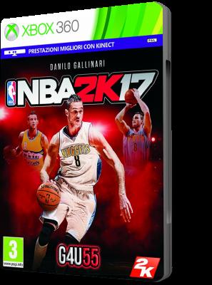 [XBOX360] NBA 2K17 (2016) - SUB ITA