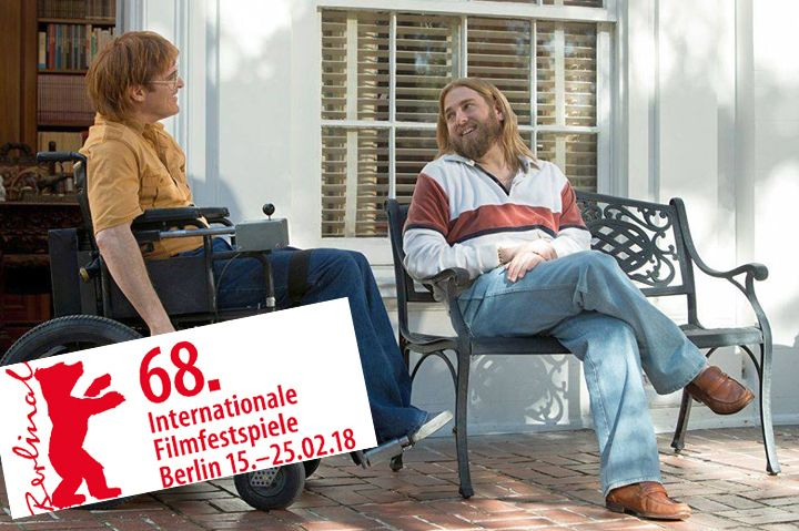 Don't Worry, He Won't Get Far on Foot Berlinale 2018