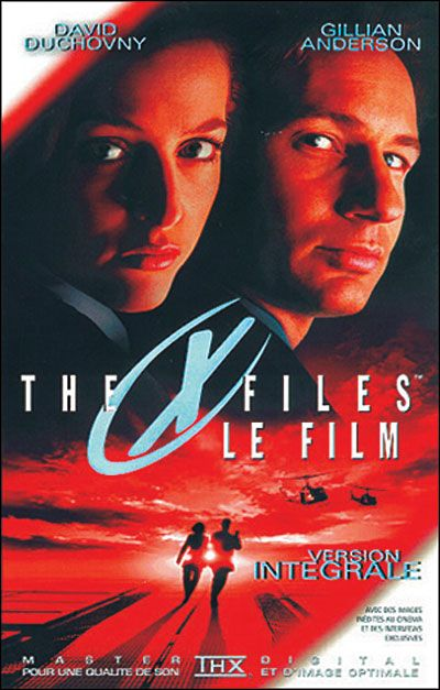 The X-Files [2 Films 1998-2008]