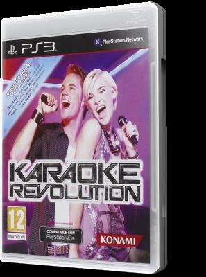 [PS3] Karaoke Revolution (2010) - ENG