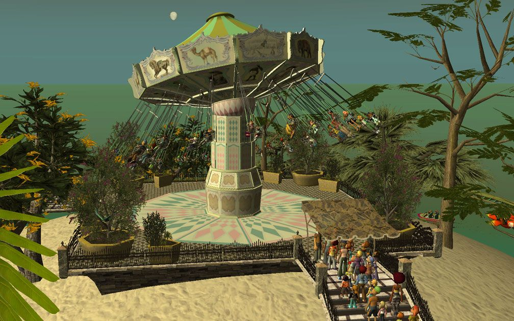My Projects - CSO's I Have Imported, CFR and CTR CSO's - Adrenaline Studios Wave Swinger Base With Floor, Image 12