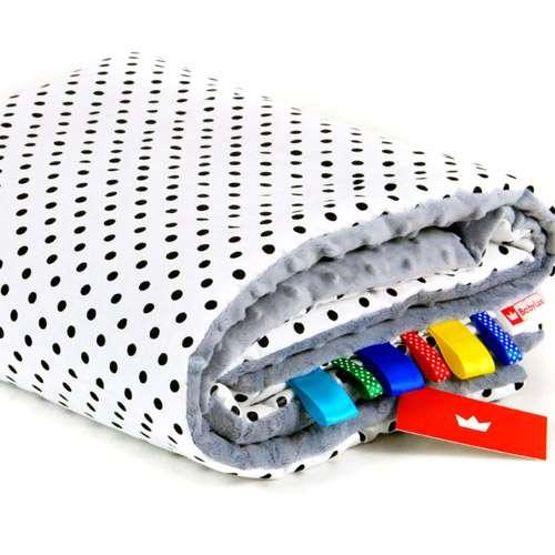 babylux babydecke krabbeldecke minky pl sch kuscheldecke decke 75 x 100 cm neu ebay. Black Bedroom Furniture Sets. Home Design Ideas