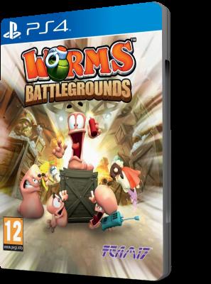 [PS4] Worms Battlegrounds (2014) - SUB ITA