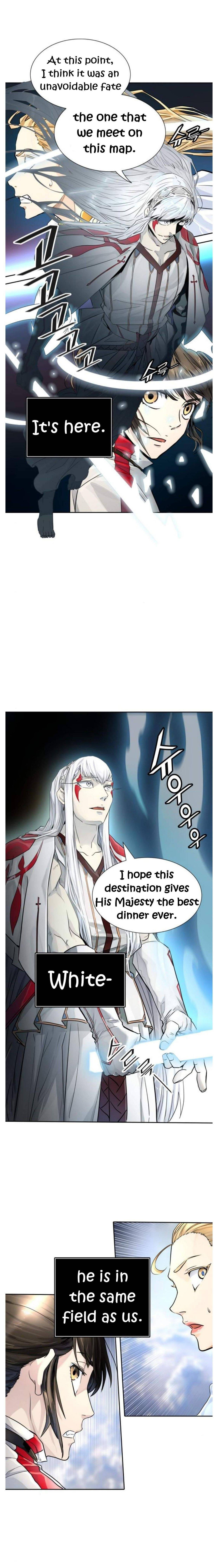 tower of god: Chapter 495 - Page 33