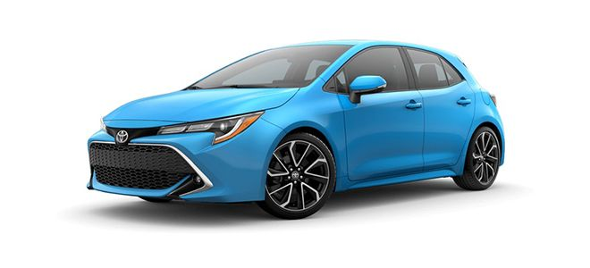 Toyota Corolla Hatchback at Beechmont Toyota