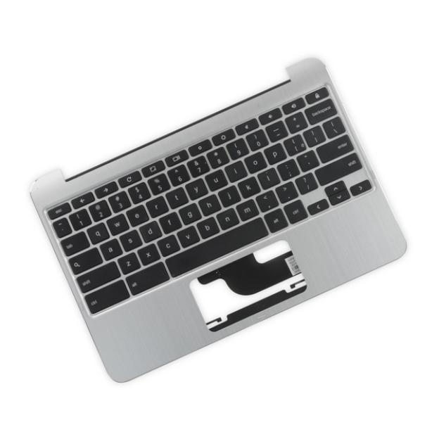 Samsung XE500C13 Chromebook Upper Case Repair Part Used