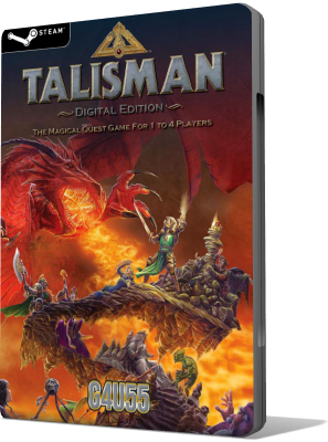 [PC] Talisman Digital Edition - The Dragon (2017) - SUB ITA